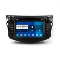 Buy cheap 2DIN HD android car dvd android 4.4.4 HD 1024*600 car DVD GPS for TOYOTA RAV4 with WiFi Mirror link from wholesalers