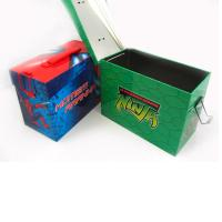 Buy cheap Christmas Metal Lunch Box product