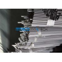 Buy cheap ASTM A213 TP317L Stainless Steel Seamless Tube , Cold Rolld tubing For Fluid And Gas product