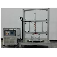 Buy cheap Bifma X5.1 Furniture Testing Machines , Office Chair Testing Apparatus product
