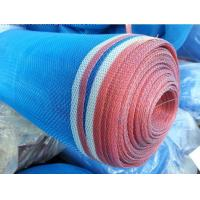 Buy cheap 16 x16 Plain Weave Blue Plastic Insect Mesh Temperature And Ventilation Control product