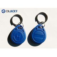 Buy cheap Professional NFC ABS RFID Key Fob Tags For Bus / Hotel Access control from wholesalers