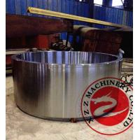 Buy cheap Hydraulic Press Heavy Steel Forgings , ASTM EN DIN Automotive Forging from wholesalers