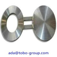 Buy cheap ASME B16.5 Forged Steel Flanges , UNS S32760 3'' 150LB Steel Blind Flange product