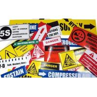 Buy cheap Non Toxic Printable Tamper Proof Labels , Self Adhesive Custom Security Stickers / Labels from wholesalers