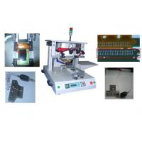 Buy cheap Fully Automated Soldering Station TAB Bonding Machine With Two Magnified Cameras from Wholesalers