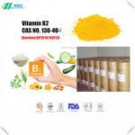 Buy cheap Nutrition Supplement Food Grade Amino Acids 99% Vitamin B2 / Riboflavin Powder from wholesalers