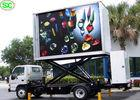 Buy cheap Advertising 3G Controller SMD P5 Outdoor HD Truck LED Display WIFI 3G USB Control System from wholesalers