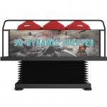 Buy cheap Virtual Reality 6D Simulator 9D Cinema 3D 4D 5D Cinema Equipment Amusement Park 7D Cinema Simulator Cabin 5D Theater from wholesalers