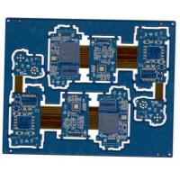 Buy cheap 8Layer Rigid-Flex PCB+HDI from wholesalers