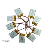 Buy cheap Lipo  LP063465 3.7V 1300mAh Polymer Lithium Ion Battery For PDA from wholesalers