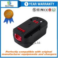 Buy cheap 18v 1500 mAh Dewalt Cordless Power Tool NiCD Battery BSPT933 from wholesalers