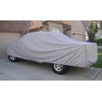 Buy cheap PVC Car Pickup Covering / Tarpaulin Truck Cover for Roof or Side Curtain from wholesalers