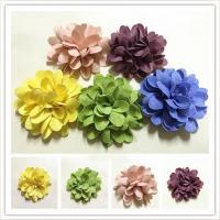 Buy cheap Hair Clips Rustic Fabric Flower Decorations Headbands Use In Diy Wedding from wholesalers