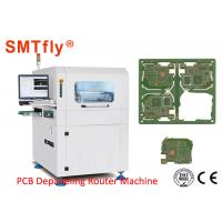 Buy cheap 0.5mm Cutting PCB Separator Machine Air Compression Cooling Type SMTfly-F03 from wholesalers
