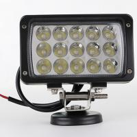 Buy cheap 45W CREE LED Truck Lights For Tractor Trucks Off road Jeep from wholesalers