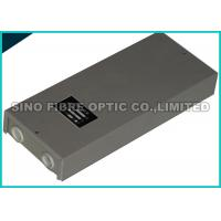 Buy cheap Pole Mounted Fiber Optic Termination Box 24A , 24 Ports ST Rack Mount Patch Panel from wholesalers