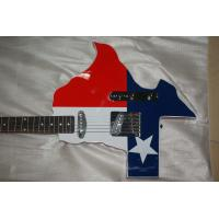 Buy cheap High quality wind like  electric guitar for sale from wholesalers