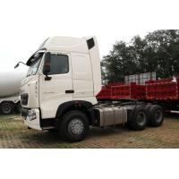 Buy cheap HOWO T7H 6x4 tractor truck 440HP Euro 4 for sale from wholesalers