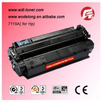 Buy cheap compatible C7115A laser toner cartridge for Hp HP LaserJet 1000,1005,1200,1200N from wholesalers