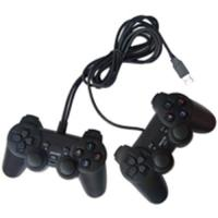 Buy cheap USB Dual Shock twin joypad, USB controller, USB gamepad from wholesalers