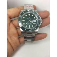 Buy cheap The strategy of Brand watch purchase ROLEX Submariner Green Dial Steel Men's Watch from wholesalers