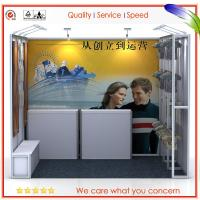 Buy cheap Durable Aluminum Booth Portable Exhibition Stands Strong Octanorm from wholesalers