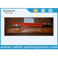 Buy cheap ISO Safety Tools 35KV Fiberglass Telescopic Static Discharge Rod For Test KV Lever from wholesalers