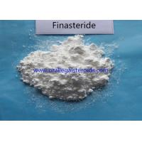 Buy cheap 98319 26 7 Pharmaceutical Raw Materials Finasteride Combat Androgenic No Side Effects from wholesalers