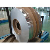 Buy cheap High Performance Aluminium Strip Foil 3003 + Zn Core Alloy For Evaporator product