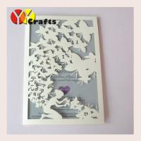 Buy cheap Beautiful sweet 16 Birthday Invitations Laser Cut Invitation Card  from wholesalers