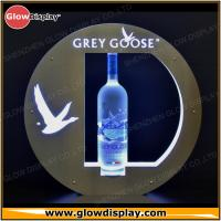 Buy cheap LED Lighted Grey Goose Bottle Presenter VIP service Tray Glorifier Display from wholesalers