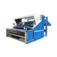 Buy cheap SUNTECH Textile Finishing Automatic Knitted Fabric Inspection Machine Curled Edge Controlling Fabric Roll Inspection from wholesalers