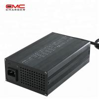 Buy cheap 12V 40A Aluminium Alloy with Fan lithium battery charger for E-forklift CE from wholesalers