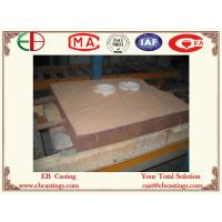 Buy cheap EN-GJN-HV600(XCr18) Raw Mill Liners Molding with Sand Cast Process EB5043 from wholesalers