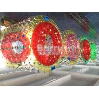 Buy cheap Outdoor Inflatable Water Toys Aqua Rolling Ball With PVC / TPU Material from Wholesalers