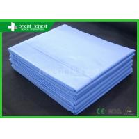 Buy cheap Soft Disposable Waterproof Bed Pads / Cover For Medical Hygienic from wholesalers