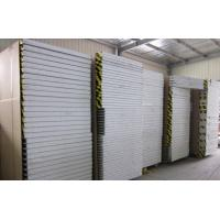 Sandwich Panel With Foam Insulated