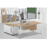 Buy cheap Bowl shape structure office desk  table furniture 1200x600mm from wholesalers