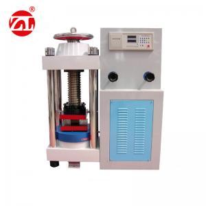 Buy cheap Brick Compression Testing Machine , 1000KN Digital Concrete Testing Machine product