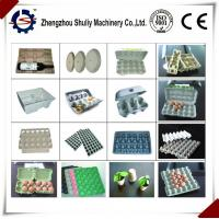 Buy cheap egg tray making machine/ fruit tray forming machine line from wholesalers