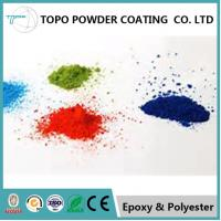 Buy cheap RAL 1006 Antique Copper Powder Coating, Hybid Wrinkle Finish Powder Coat from wholesalers
