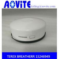 Buy cheap Terex Off-highway truck parts breather 15246949 from wholesalers