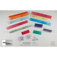 Buy cheap Moisture Proof PVC Extrusion Profiles , Green Level Plastic Extruded Products product