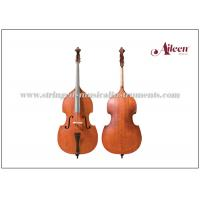 Buy cheap Arched Back Flamed Handmade Upright Double Bass for Students / Beginners from wholesalers