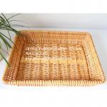 Buy cheap wicker storage basket wicker fruit basket wicker bread basket willow fruit basket willow bread basket Christmas basket from wholesalers