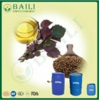 Buy cheap Plant Extract Oil Pure Perilla Seed Oil Rich in Alpha Linolenic Acid for  Delaying Senescence from wholesalers