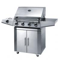China Gas Grill Barbecue with 4 Burners on sale