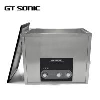 Buy cheap 36L Medical Ultrasonic Cleaner , Anti Corrosive Ultrasonic Cleaning Equipment from wholesalers