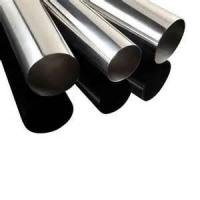 Buy cheap ASTM A249 0.30mm thickness 7m length 320G Satin Satin polish 202 Welded Stainless Steel Pipes for decoration  from wholesalers